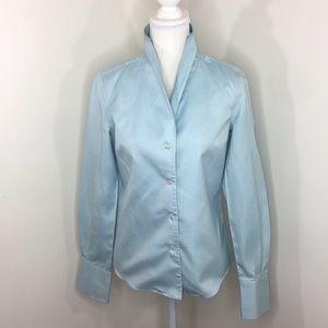 Adrienne Vittadini French cuff Shirt